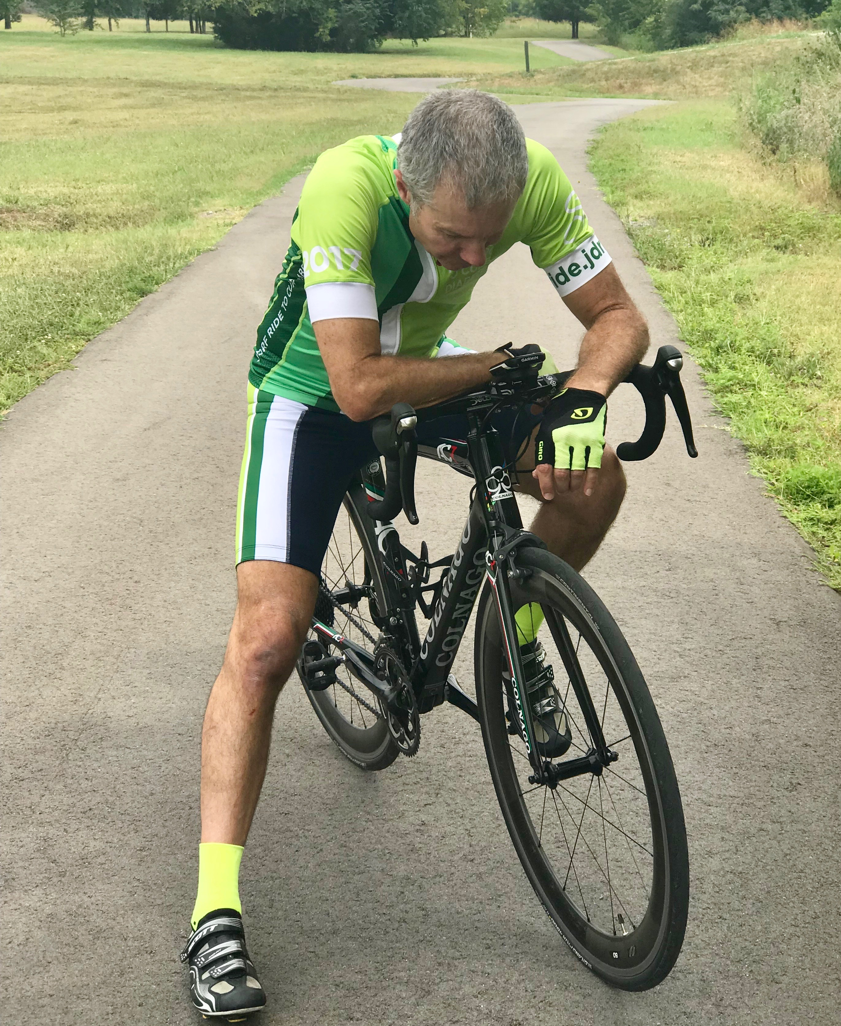 Cycling after 50